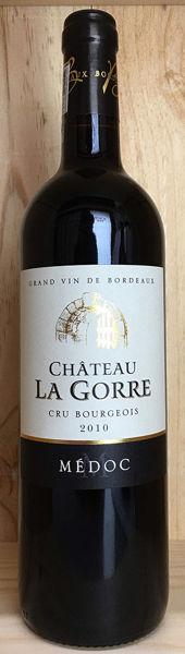 圖片 Chateau La Gorre, Medoc 2010拉歌亞酒莊紅葡萄酒 2010